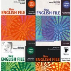 یادگیری سریع زبان انگلیسی با Oxford New English File Series
