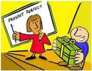 حال کامل – ماضی نقلی ( present perfect tense)