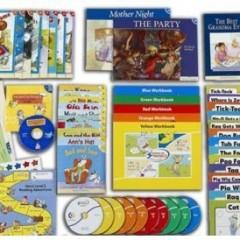 دانلود مجموعه آموزش زبان کودکان Hooked on Phonics 2010