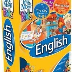 دانلود آموزش زبان انگلیسی ویژه کودکان Tell Me More English for Kids
