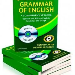 آموزش گرامر زبان انگلیسی به روش دانشگاه کمبریج انگلیس – به همراه English Grammar In Use