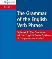 دانلود کتاب The Grammar of the English Verb Phrase