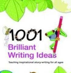 دانلود کتاب The 1001 Brilliant Writing Ideas