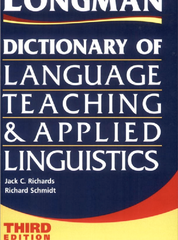 دانلود کتاب Dictionary of Language Teaching