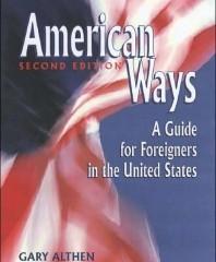 دانلود کتاب American Ways