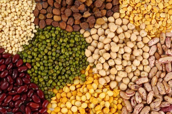 لغات گروه بندی شده 12 حبوبات غذاها آموزش زبان انگلیسی