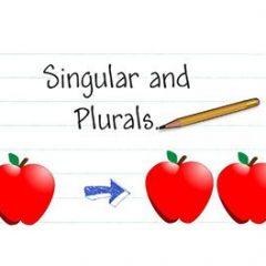 جمع اسم لاتین در زبان انگلیسی