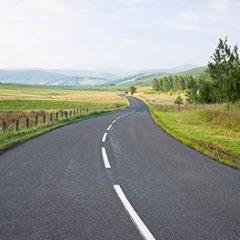 انواع جاده به زبان انگلیسی
