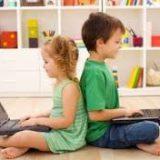 نقش کامپیوتر در آموزش زبان انگلیسی کودکان