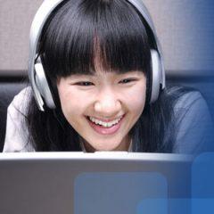 یادگیری زبان انگلیسی در گفتگو یا گپ های نوشتاری اینترنتی