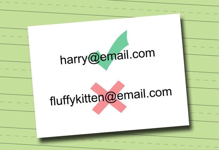 نوشتن ایمیل انگلیسی