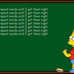 چگونه لغات انگلیسی را حفظ کنیم