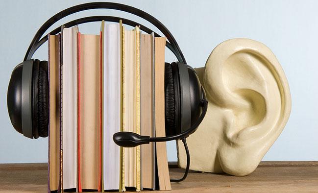 برای یادگیری زبان از کتاب های صوتی استفاده کنید