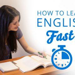 کارهای اصلی برای یادگیری سریع تر زبان